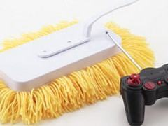 Mop (Esfregão) com Controle Remoto