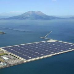 Usina solar da Kyocera é capaz de gerar 70 megawatts