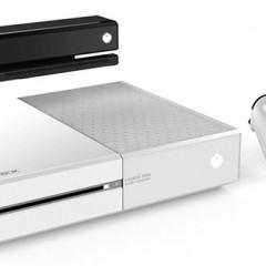 Um Xbox One todo branco pra chamar de seu!