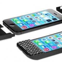 Typo Keyboard: Case com teclado estilo BlackBerry para saudosistas de plantão