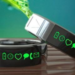 Smarty Ring, um anel que mostra notificações do seu iPhone ou smartphone Android