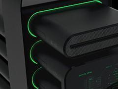 Project Christine: Razer apresenta PC que pode ser configurado em módulos
