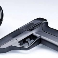 Armatix iP1, uma pistola com tag RFID que só dispara se o relógio iW1 estiver por perto