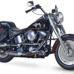 Harley-Davidson Museum compra FatBoy usada por Schwarzenegger em Exterminador do Futuro 2!