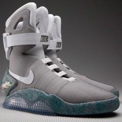 Nike MAG de verdade: Finalmente teremos tênis com cadarços auto-amarráveis como os de Marty McFly!