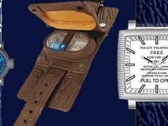 Relógios da Série Doctor Who!
