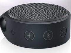 Caixas de som Bluetooth Logitech X100 com 5 opções de cores