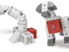 Tinkerbots: Blocos de montar para os seus filhos criarem os robôs que quiserem!