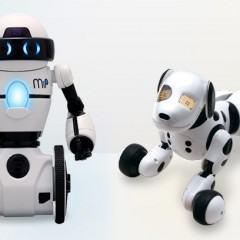 Takara Tomy apresenta linha de robôs Omnibot com Hello! MiP e Hello! Zoomer