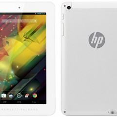 Novo tablet de 7″ da HP custa só US$ 100