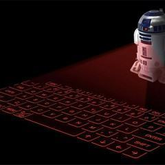 Teclando com o R2-D2!