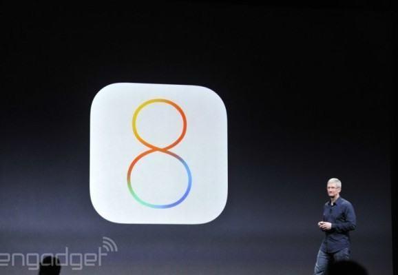Apple anuncia o iOS 8 com notificações interativas, teclados de terceiros e outras novidades