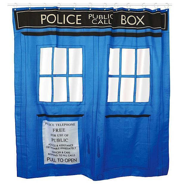 Cortina-de-Banho-Doctor-Who-TARDIS-Shower-Curtain-01