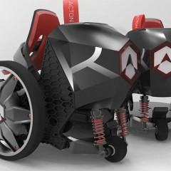 Acton R RocketSkates, patins motorizados que dispensam o controle remoto