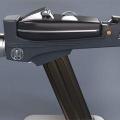 Phaser de Star Trek virou um controle remoto universal