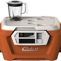 Coolest Cooler tem caixa de som Bluetooth, liquidificador e mais