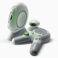 LeapTV, um console só para crianças