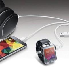Cabo USB da Samsung vale por três