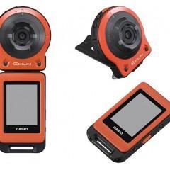 Câmera destacável da Casio é perfeita para tirar selfies