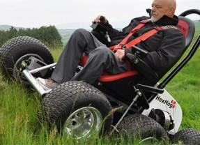 HexHog, para cadeirantes que querem ir além