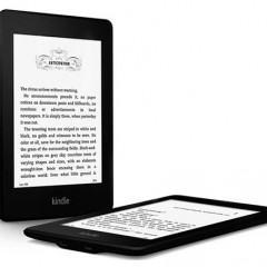 Leve até 2000 livros no seu bolso com o Kindle Paperwhite de 4GB