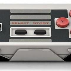 Controle retrô estilo NES para iOS, Windows Phone e Android