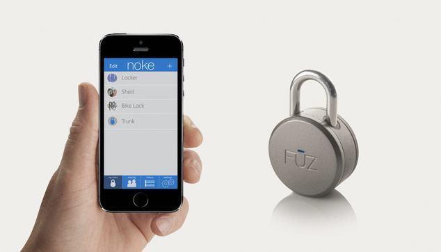 Um cadeado Bluetooth pra quem odeia chaves