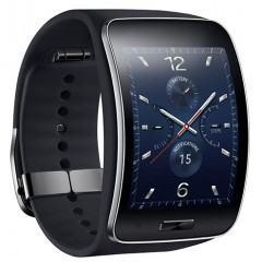 Samsung Gear S: Esse eu queria no meu pulso