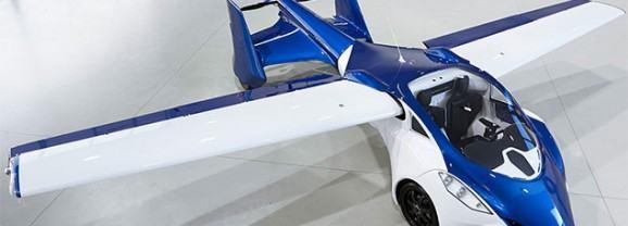 AeroMobil 3.0, o carro voador já está entre nós!
