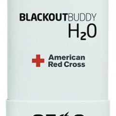 Blackout Buddy H2O, uma luz de emergência que funciona com água