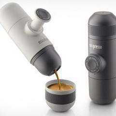 Com o Minipresso você faz seu café na hora que quiser