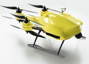Ambulância aérea: Conheça o drone que pode salvar sua vida