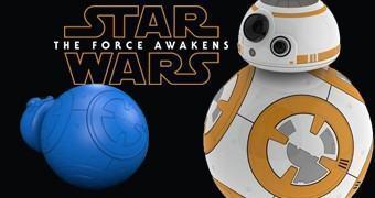 Star Wars: The Force Awakens – Modelo do BB-8 para Impressora 3D!