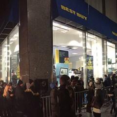 Relatos de uma Black Friday em Manhattan