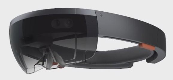 Microsoft HoloLens traz hologramas interativos para o seu mundo
