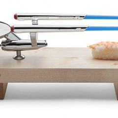 U.S.S. Enterprise audaciosamente vai onde nenhum Sushi Set jamais foi