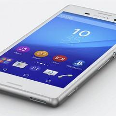 Sony aumenta a família Xperia com o smartphone M4 Aqua e o tablet Z4