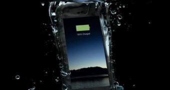 Com o Mophie H2PRO você não fica sem bateria nem debaixo d'água!