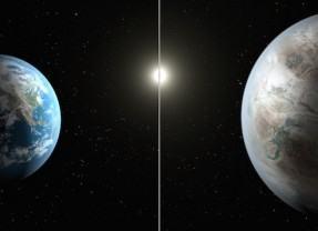 Terra e Kepler-452b, primos distantes que podem ser parecidos ou bem diferentes