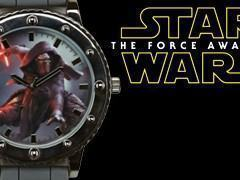 Relógio de Pulso Star Wars Episode VII Kylo Ren Watch