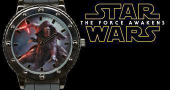 Relógio de Pulso Star Wars Episode VII Kylo Ren Watch