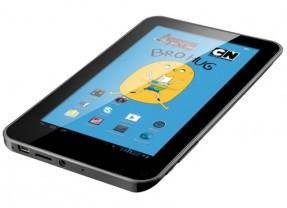 Tablet Toon Nb100, o Tablet Oficial do Cartoon Network para as Crianças!