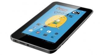 Tablet Toon Nb100, o Tablet Oficial do Cartoon Network para as Crianças!