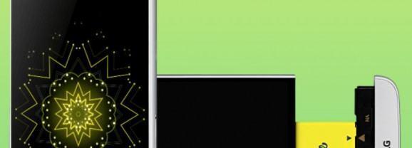LG G5: smartphone com base intercambiável e bateria removível é bem criativo, mas será que é prático?