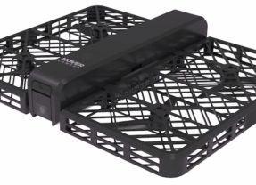 Hover, um discreto drone indiscreto