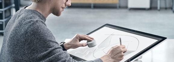 Surface Studio, uma nova direção para os All-In-Ones