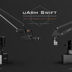 uArm Swift, um braço robótico amigo pra chamar de seu