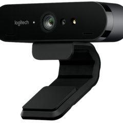 Brio 4K Pro, a webcam Ultra HD com HDR da Logitech