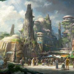 Star Wars Land –pilote a Millennium Falcon e fuja dos Stormtroopers… mas só em 2019!