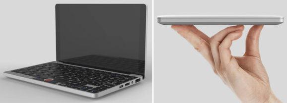 GPD Pocket, o menor notebook que você já viu